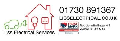 Thank You to Liss Electrical Services