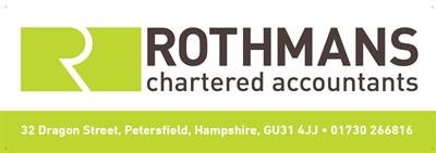 Thank You to Rothmans Chartered Accountants