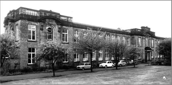The old Leeds Modern School