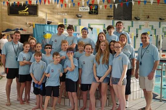Rnrm Swimming Club Plymouth History