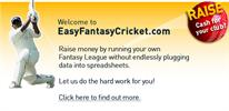 Fantasy Cricket League