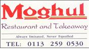 Moghul of Town Street, Horsforth