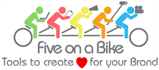 Five on a Bike - Creative Marketing