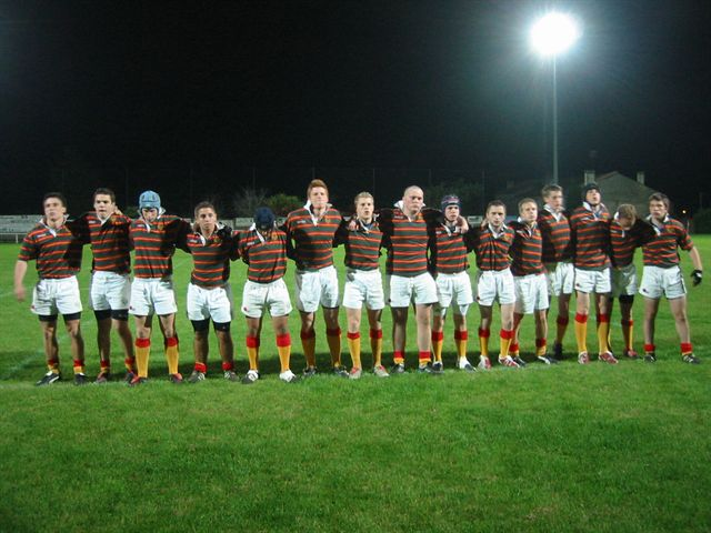 2004-05 First XV France Tour