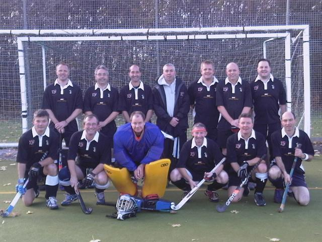 Royston Hockey Veterans - Sponsored by Johnson Matthey Royston