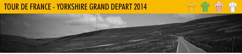 Tour de France - Yorkshire Grand Depart 2014
