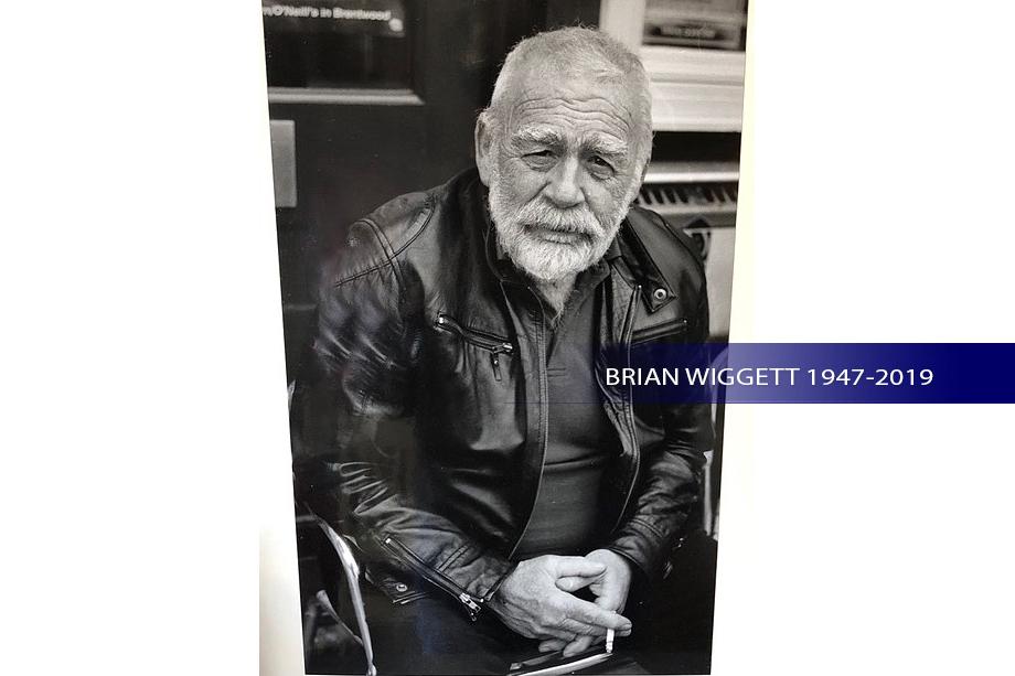 Brian Wiggett