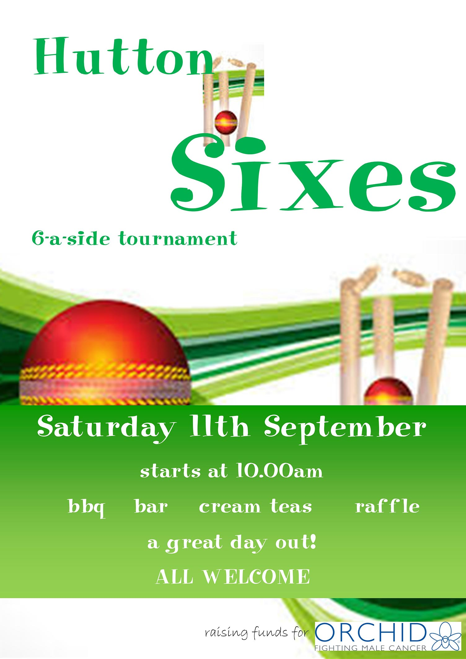 Sixes Poster