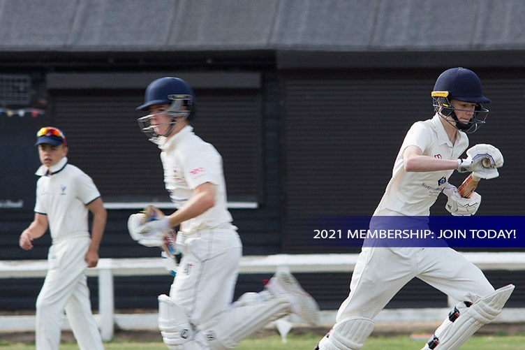 Join Hutton Cricket Club Today