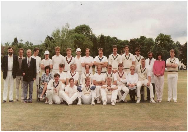Ewhurst CC v Surrey CC 1989
