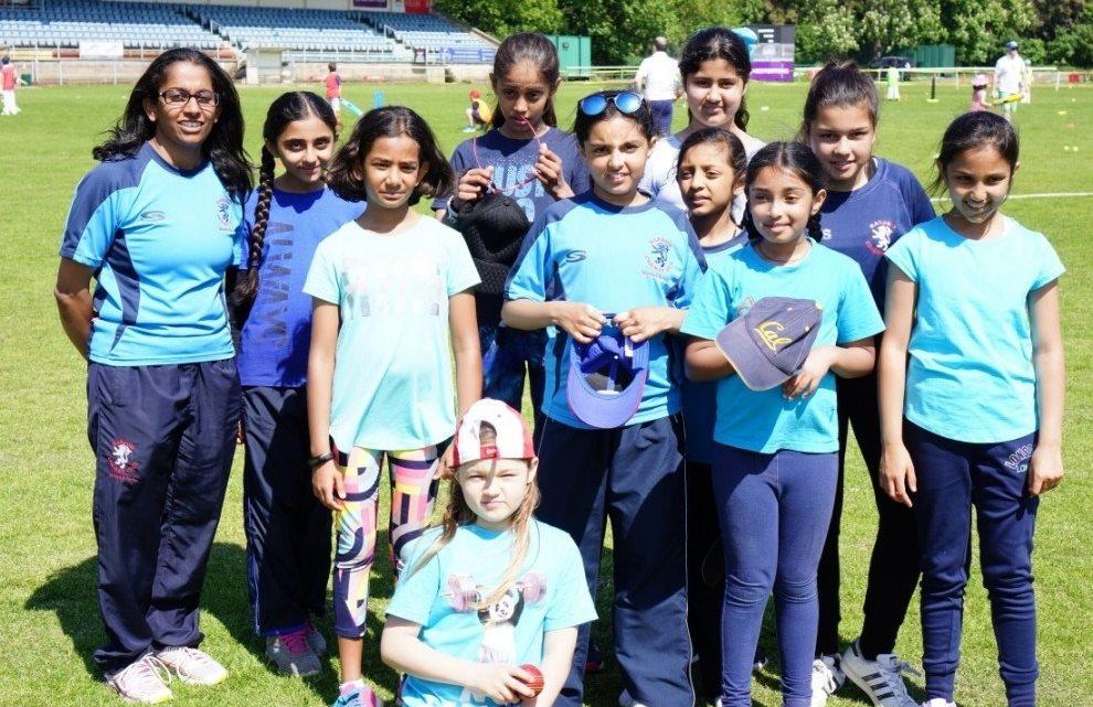 Women & Girls Cricket