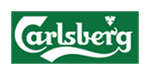 Carlsberg - our official sponsor