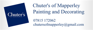 Chuter's of Mapperley Painting and Decorating