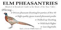 Elm Pheasantries